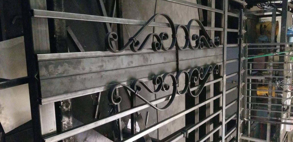 Custom Wrought Iron Fences