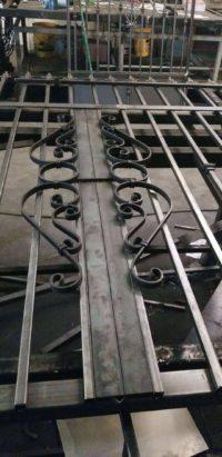 Custom Wrought Iron Fences