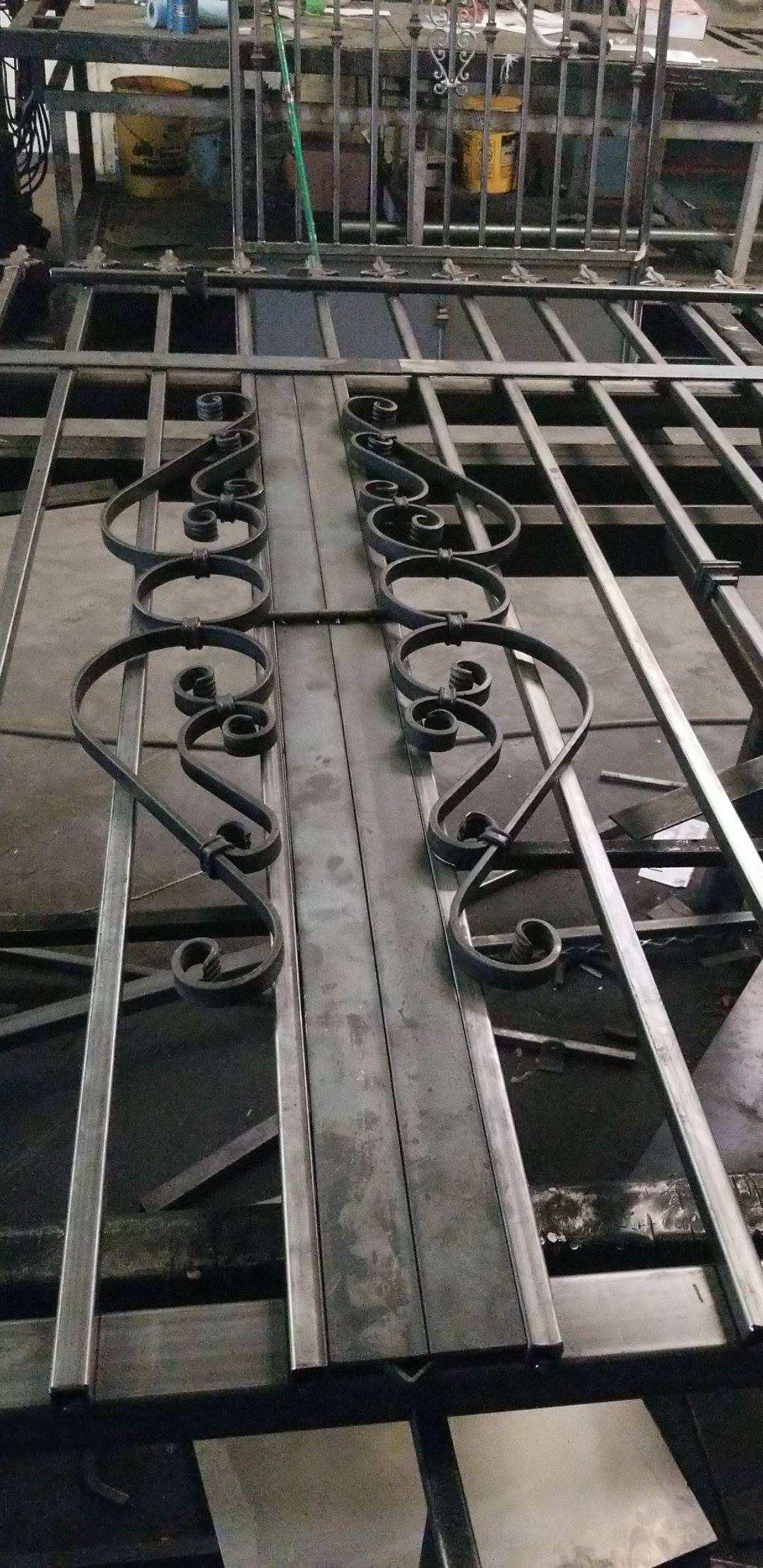 Wrought Iron Fences Amp Gates American Iron Works