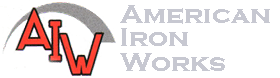 American Iron Works Logo