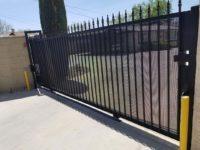 apartment gates